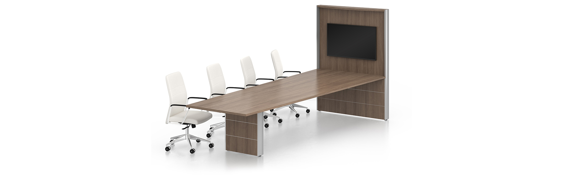 ConcurrenceVideo Sharing Enwork - Rolling conference table