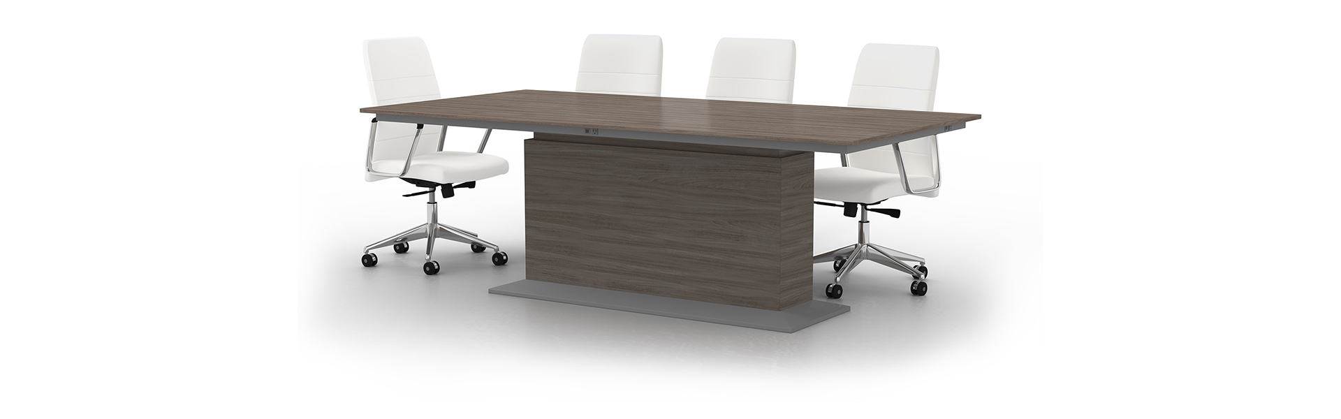 Lugano Enwork - Conference room table height